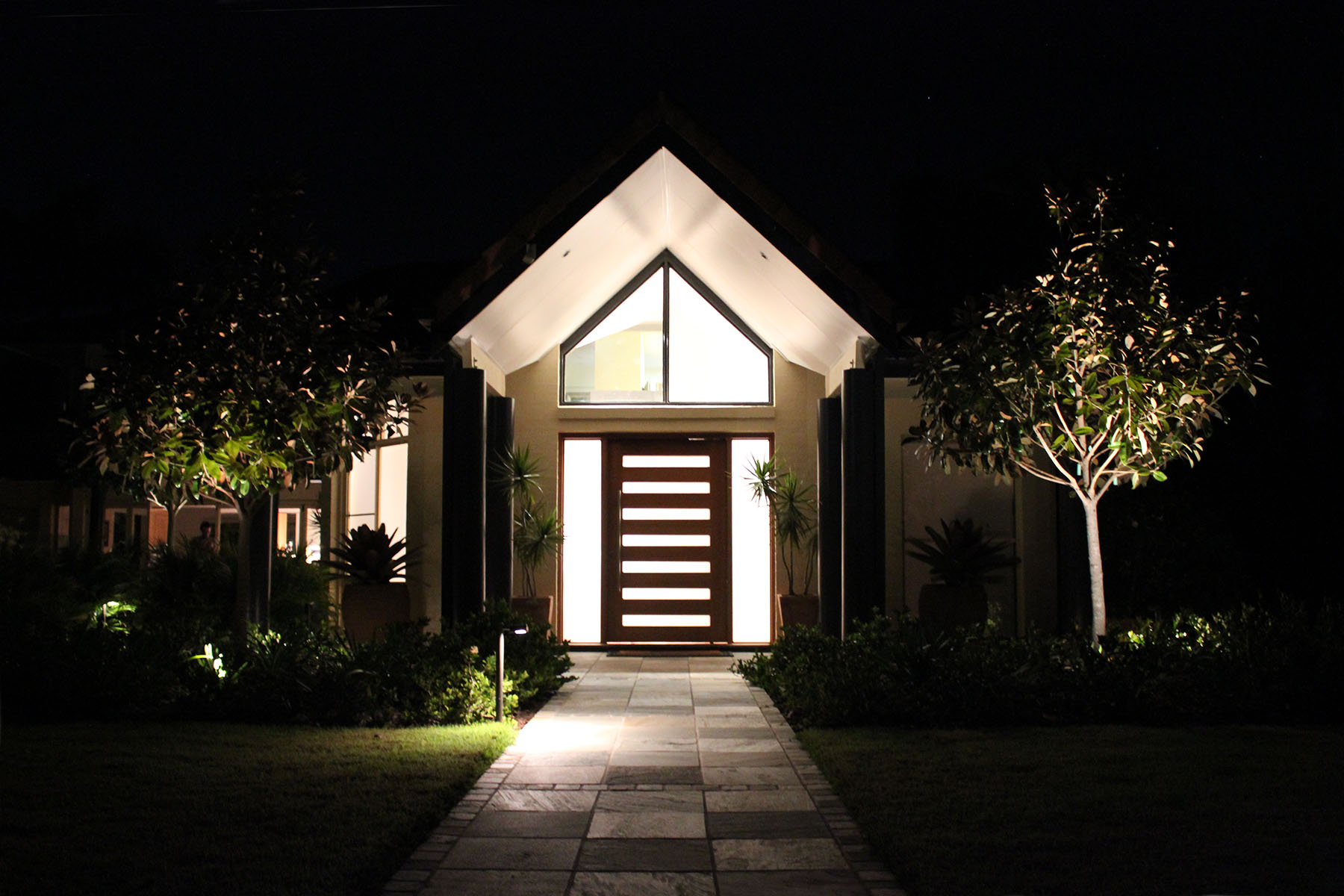 chapel hill landscaping and lighting