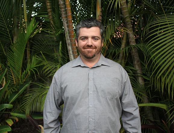 Luke Henebery, Horticultural Maintenance Supervisor
