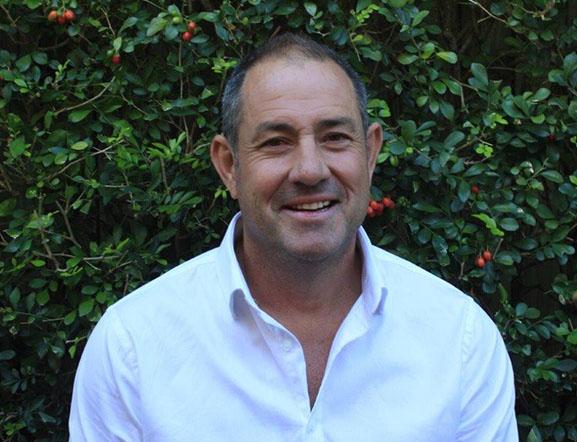 Mark Ghiraldelli, Director of Irrigation
